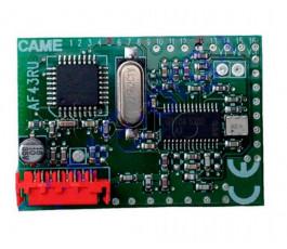Came AF43RU радиоприемник встраиваемый для 001TOP-432EE, 001TOP-434EE
