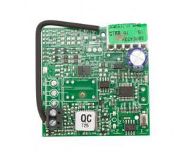 Faac RP 433 приемник встраиваемый 1-канальный RC