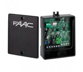 Faac XR 433 приемник внешний 2-канальный SLH и RC