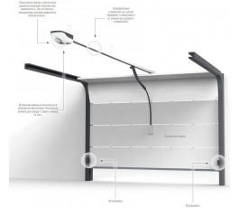 Came VER 10 (2.7м) комплект автоматики для гаражных ворот
