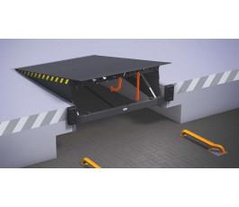 Платформа уравнительная Alutech SL с поворотной аппарелью 2000х1750 (до 6 тонн)