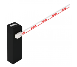 DoorHan Barrier 4000 LED PRO базовый комплект шлагбаума со светодиодной стрелой 4 метра