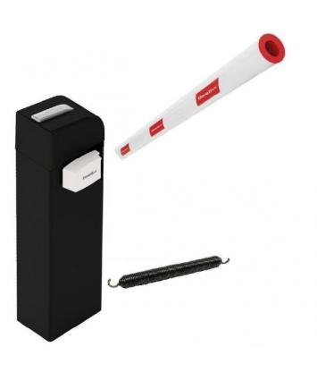 DoorHan Barrier 4000 R PRO базовый комплект шлагбаума с круглой стрелой 4 метра