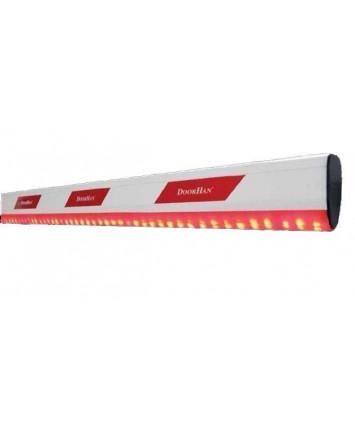 DoorHan Barrier 5000 LED PRO базовый комплект шлагбаума со светодиодной стрелой 5 метров