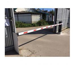 DoorHan Barrier 5000 R PRO базовый комплект шлагбаума с круглой стрелой 5 метров